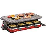 Bild Raclette mit Hot Stone